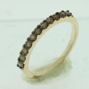 Royal Jewelers Mocha Diamond Wedding Ring (H3805VJ)