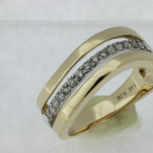 Royal Jewelers Diamond Wedding Ring (HC4325DJ)