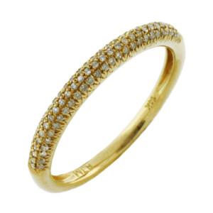 Royal Jewelers Ladies' Diamond Wedding Ring (HC4535DJ)