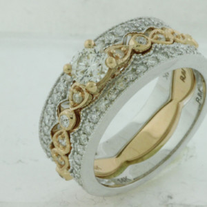 Royal Jewelers Engagement & Wedding Band & Set (HC5441DJ)