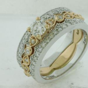 Royal Jewelers Engagement & Wedding Band & Set (HC5441DJ)