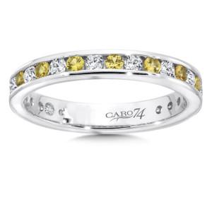 Caro74 Eternity Band (HCR708BW-6.5J)