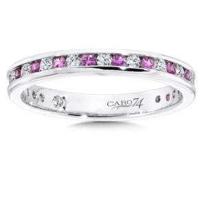 Caro74 Eternity Band (HCR717BW-6.5J)