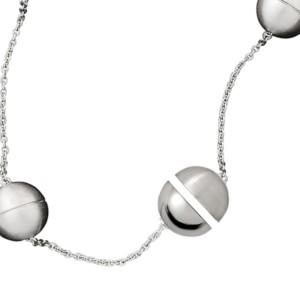Petra Azar Global Love Silver Bracelet