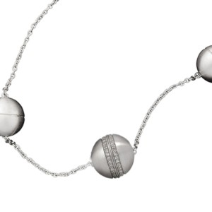 Petra Azar Global Love Bracelet with White Sapphires