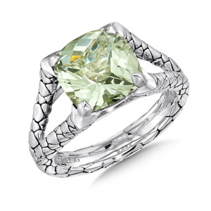 SG GRN AME RING