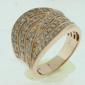Royal Jewelers Ladies' Diamond Wedding Band (HPC5867DJ)