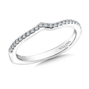 Valina Wedding Band (HR9533BWJ)