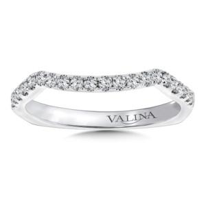 Valina Wedding Band (HR9674BWJ)