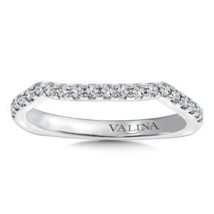 Valina Wedding Band (HR9675BWJ)