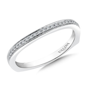 Valina Wedding Band (HRQ9409BWJ)