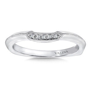 Valina Wedding Band (HRQ9410BWJ)