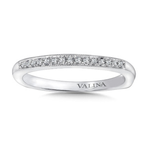 Valina Wedding Band (HRQ9414BWJ)