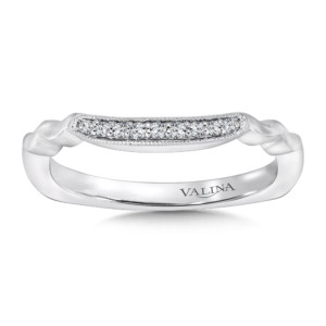 Valina Wedding Band (HRQ9421BWJ)