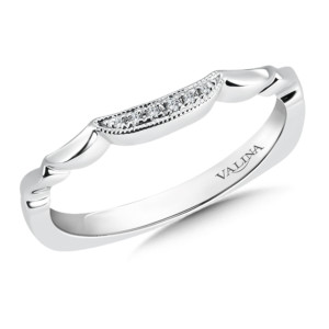 Valina Wedding Band (HRQ9442BWJ)
