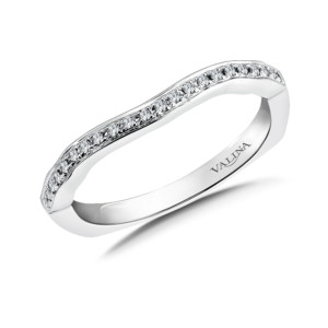 Valina Wedding Band (HRQ9471BWJ)