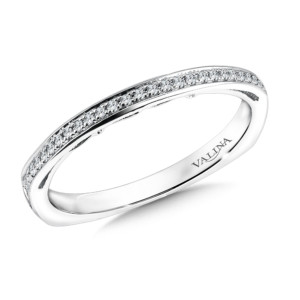 Valina Wedding Band (HRQ9607BWJ)