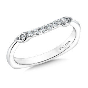 Valina Wedding Band (HRQ9608BWJ)