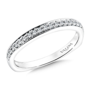 Valina Wedding Band (HRQ9609BWJ)