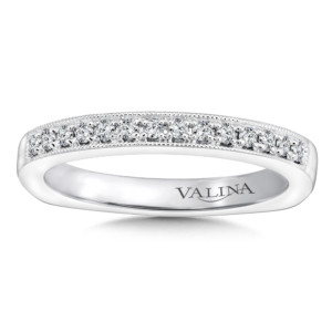 Valina Wedding Band (HRQ9625BWJ)