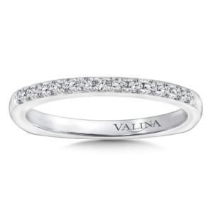 Valina Wedding Band (HRQ9644BWJ)