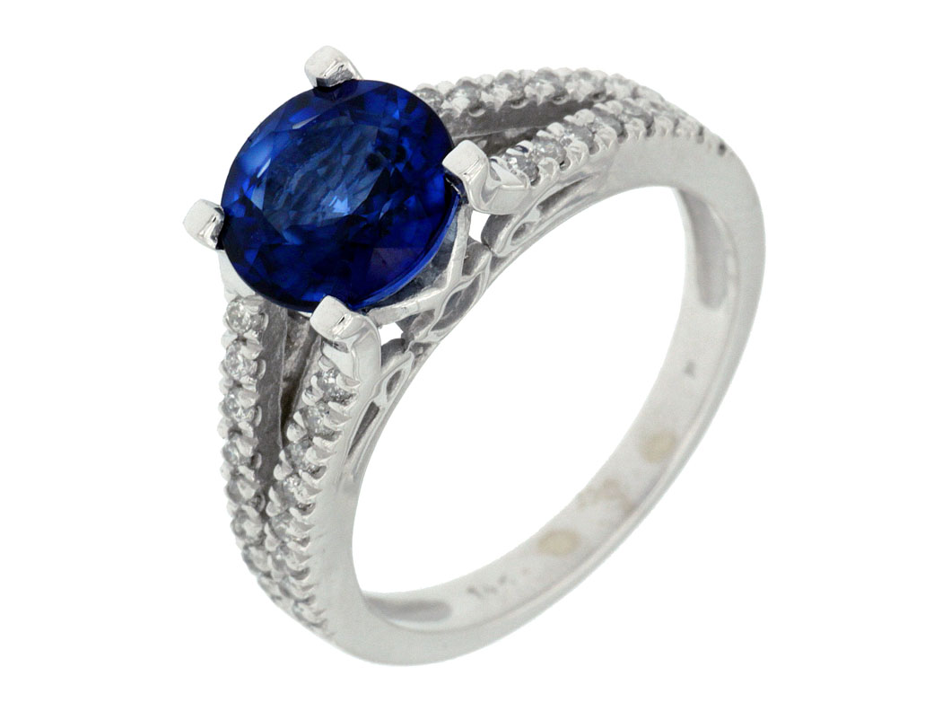 diamond ring royal jewelers diffused product sapphire