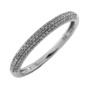 Royal Jewelers Ladies' Diamond Wedding Ring (HWC4535DJ)