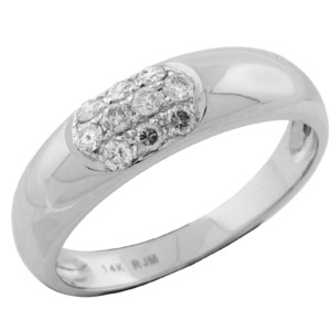 Royal Jewelers Ladies' Wedding Ring (HWC5187DJ)