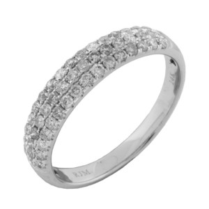 Royal Jewelers Ladies' Diamond Wedding Ring (HWC5321DJ)