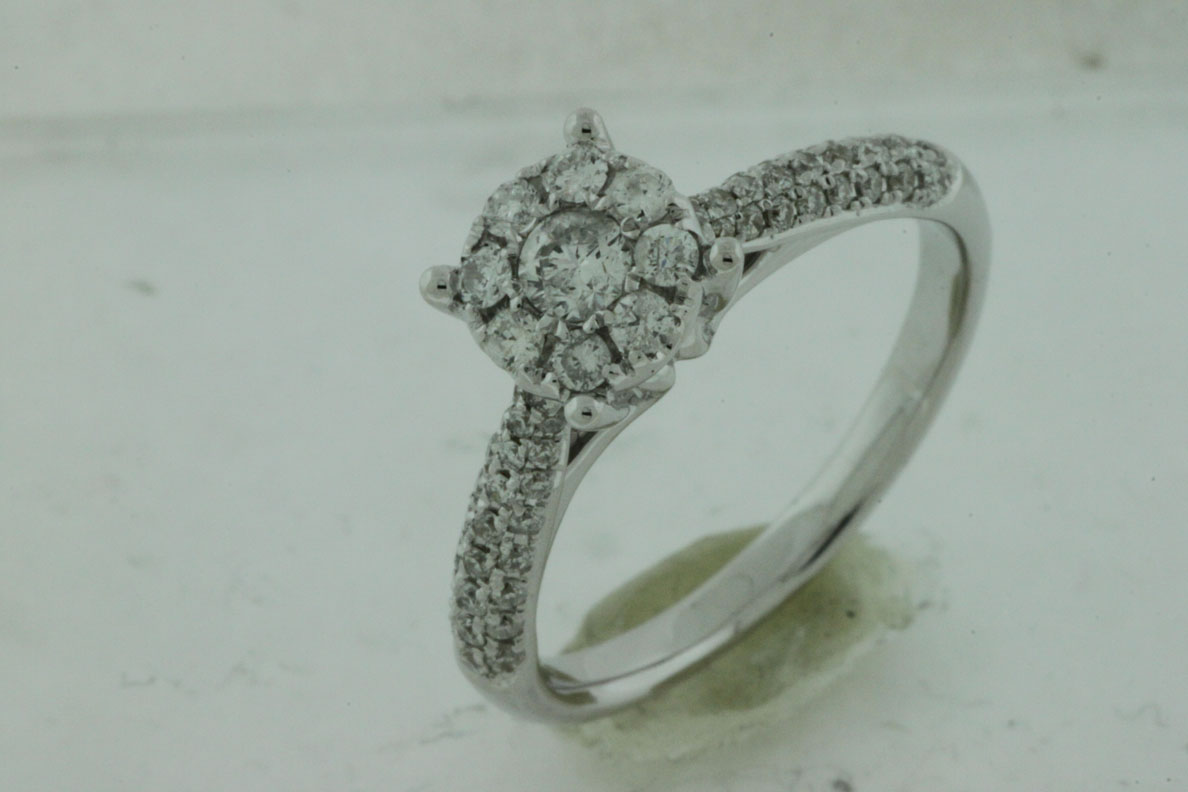 Royal Jewelers Diamond Engagement Ring Hwc5427dj Hannoush
