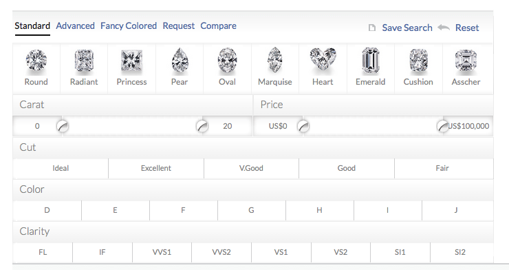 and zoara star odba reviews retailer review diamond search website jewelry