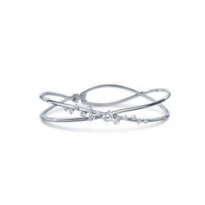 Atelier Swarovski Encounter Bracelet, Swarovski Created Diamonds