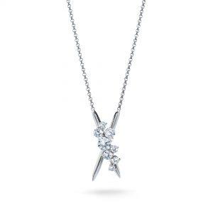 Atelier Swarovski Encounter Necklace, Swarovski Created Diamonds