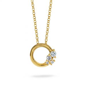 Atelier Swarovski Glacial Small Necklace, Swarovski Created Diamonds