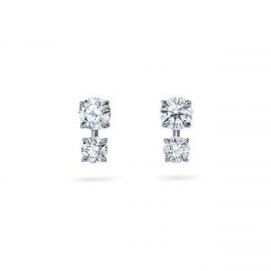 Atelier Swarovski Intimate Stud Earrings, Swarovski Created Diamonds