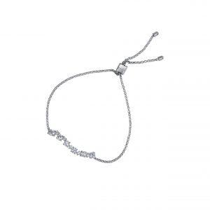 Atelier Swarovski Signature Bracelet, Swarovski Created Diamonds