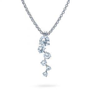 Atelier Swarovski Signature Necklace, Swarovski Created Diamonds