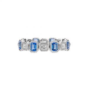 Atelier Swarovski Angel Bracelet, Swarovski Created Sapphires